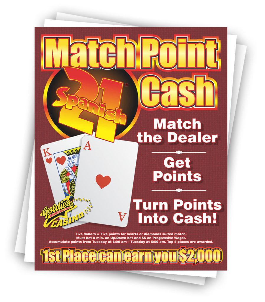 Shoreline Casino Menu